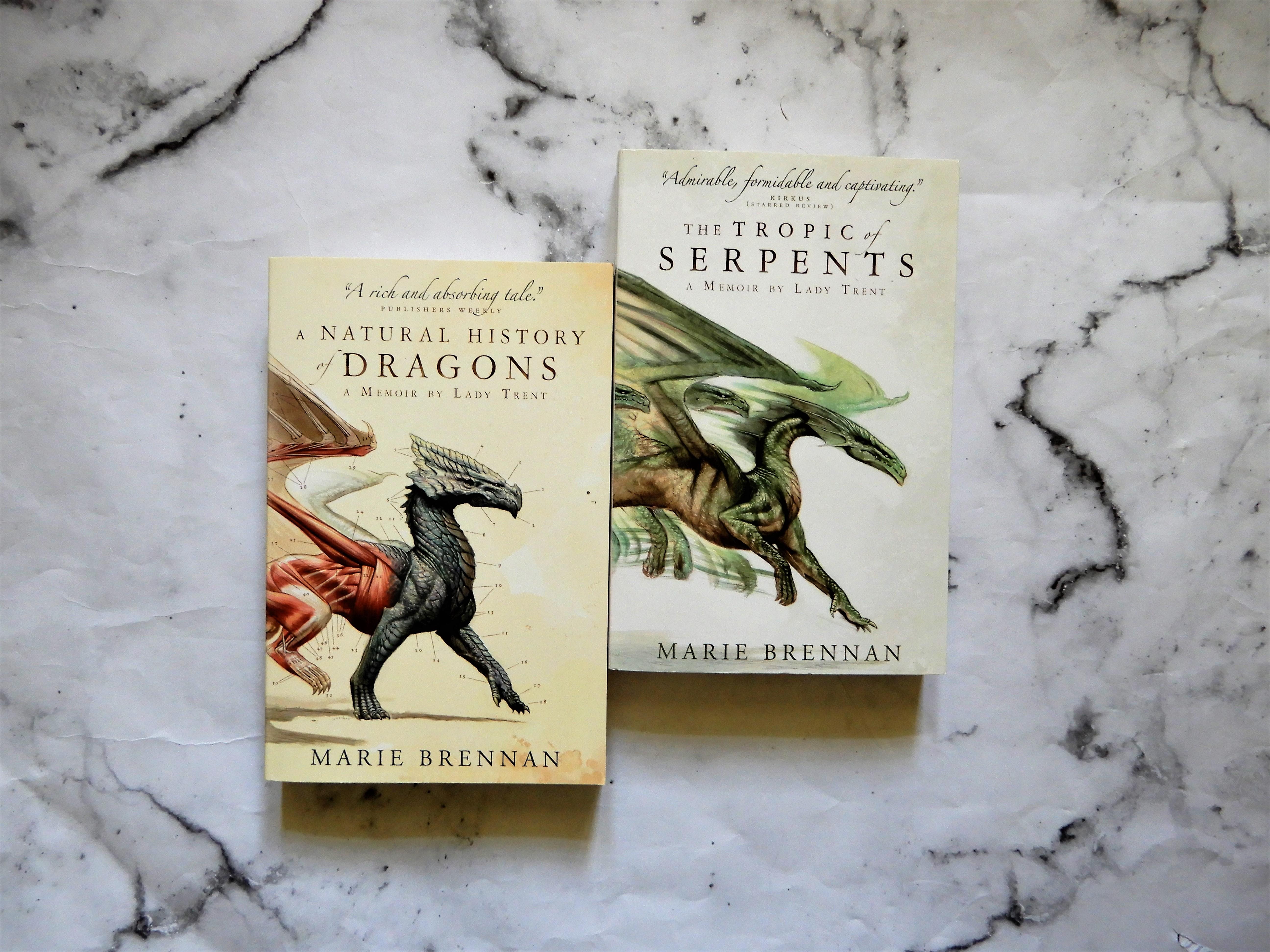 A Natural History of Dragons / Marie Brennan – thelittlebookowl